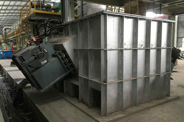 Ceramic zinc pot